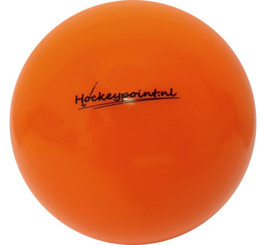 Hall Hockey Ball Bright Orange (match quality)
