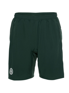 Indian Maharadja Herren Tech Shorts Dunkelgrün