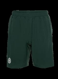 Indian Maharadja Men's tech shorts Dark green