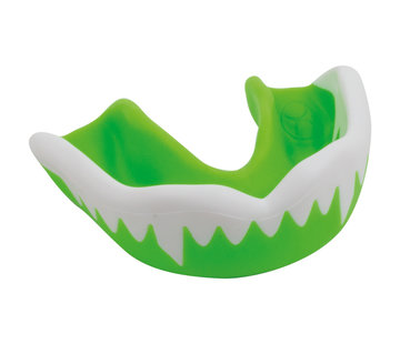 Grays Mouthguard Junior Viper Green/White