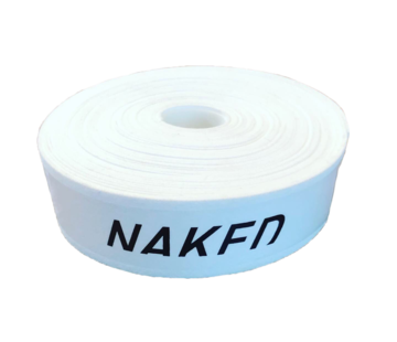 Naked Feel Grip Chamois 10m Wit