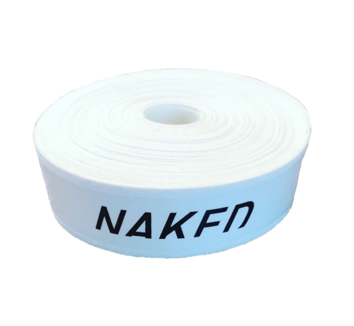 Naked Feel Grip Chamois 10m Weiss