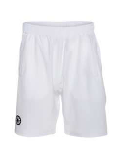 Indian Maharadja Men's tech short Weiss