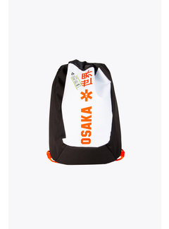 Osaka Sports Gym Sack - Rocket White