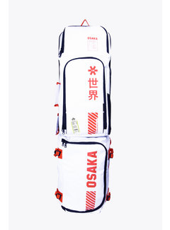 Osaka Pro Tour Modular XL Stickbag - Rocket White