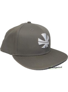 Reece Flat Cap Grey