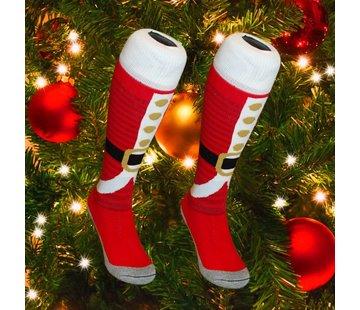 Hingly Hockeysok Santa Belt Red