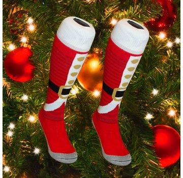 Hingly Santa Belt Red