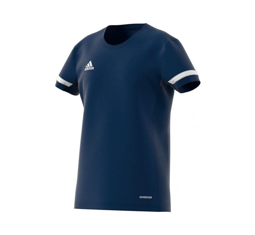 T19 Shirt Jersey Youth Girls Navy
