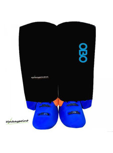 Obo Indoor Legguard Covers New Black