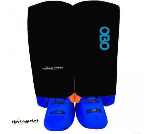 Obo Indoor Legguard Covers New Black