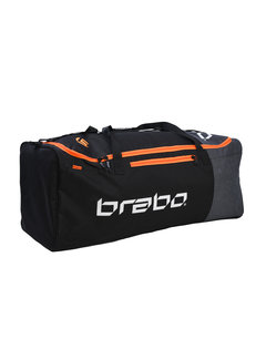 Brabo Goalie Bag Junior Zwart/Oranje