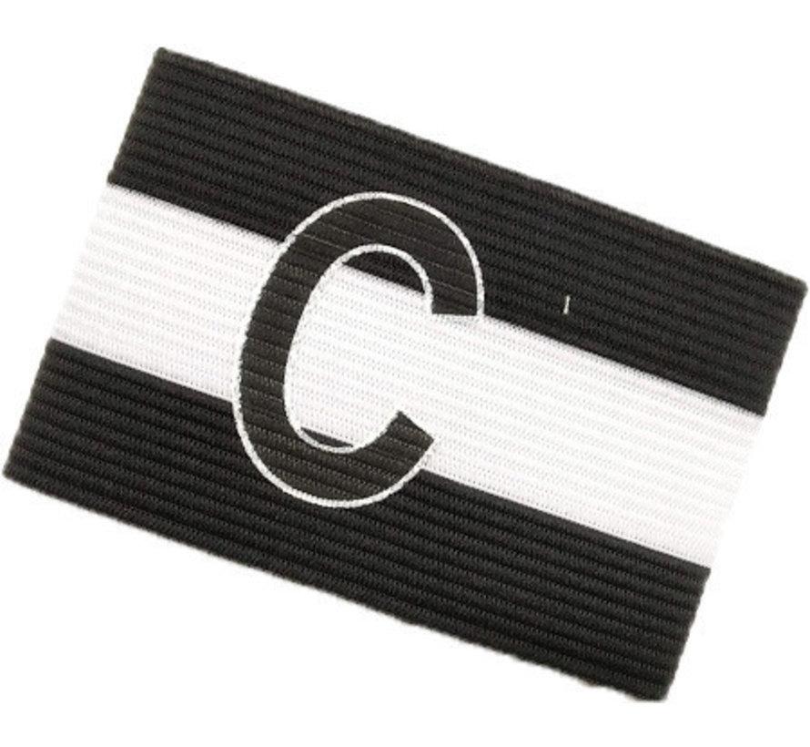 Spielführerband Schwarz