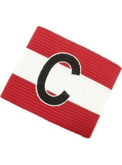 Sportec Spielführerband Rot