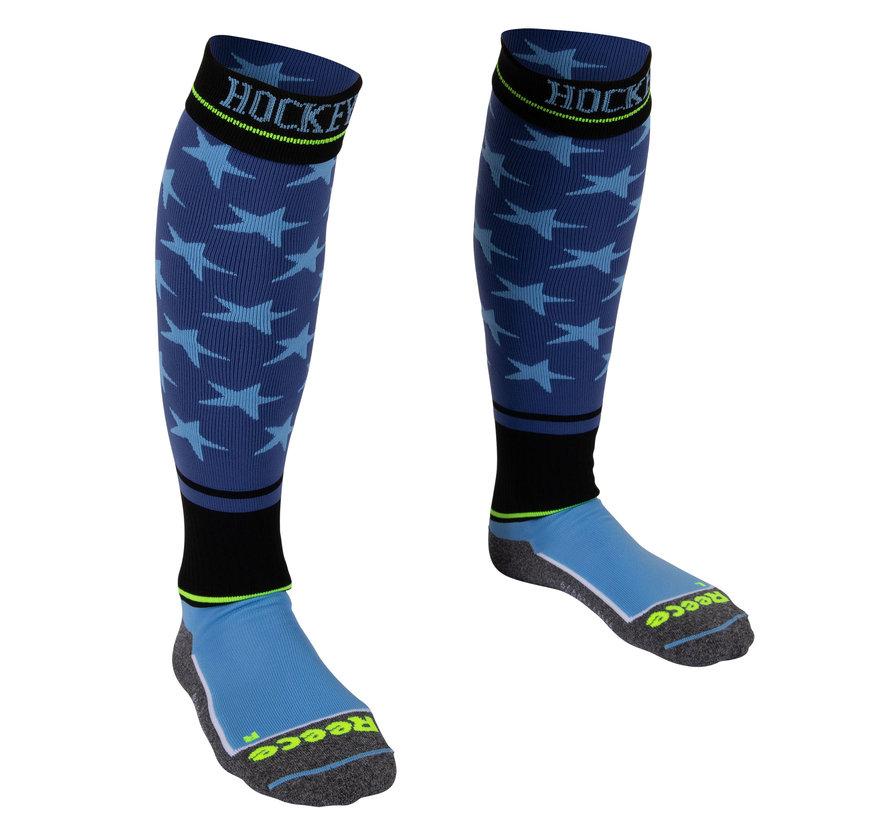 Surrey Sokken Blauw