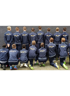 Team inkleden