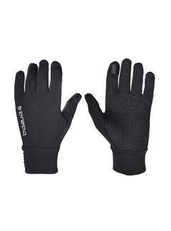 Brabo Tech Gloves Pair Zwart