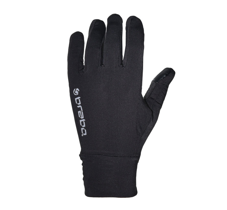 Tech Gloves Pair Zwart