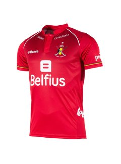 Reece Replica Shirt België Heren (Red Lions)