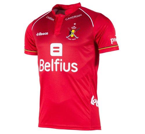 Reece Replica Shirt België Heren (Red Lions)