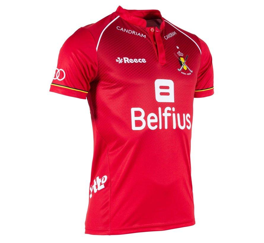 Replica Shirt België Heren (Red Lions)