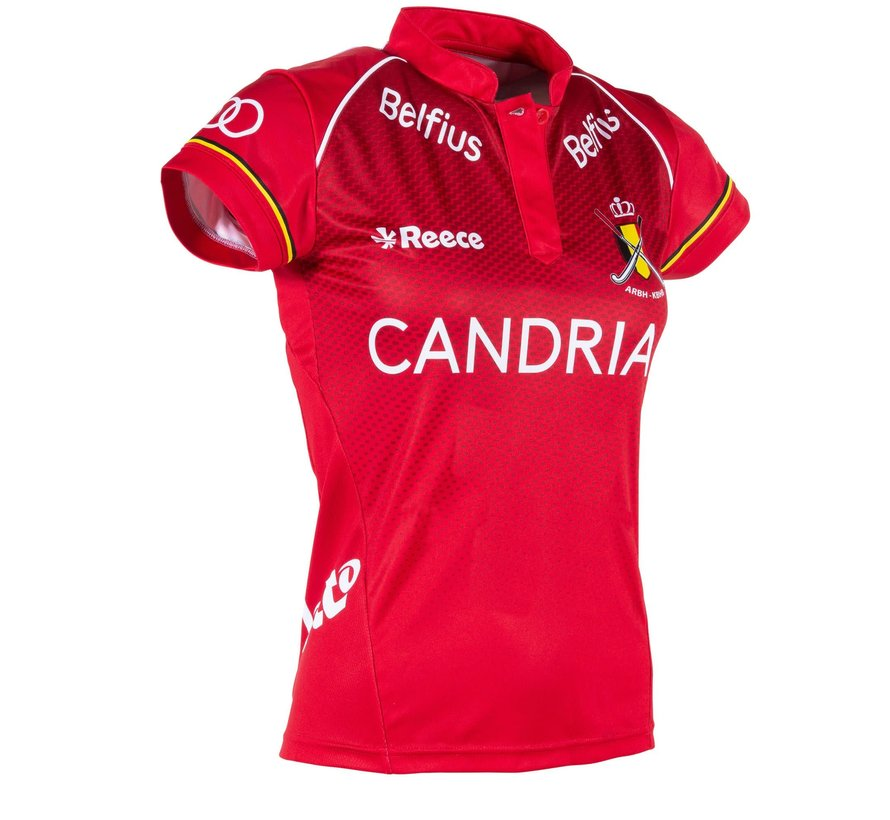 Replica Trikot Belgien Damen (Red Panthers)