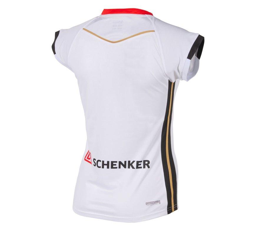 Replica Shirt Duitsland Dames Thuis
