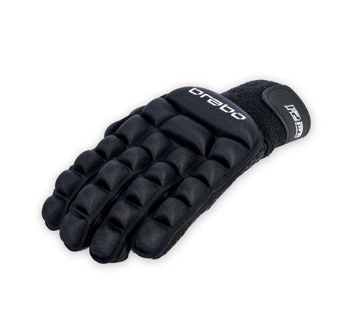 Brabo Indoor Glove F2.1 Pro L.H. Schwarz/Schwarz