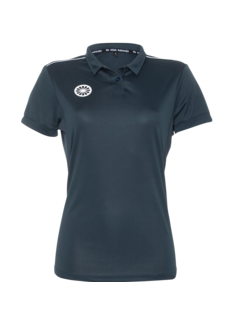 Indian Maharadja Womens Tech Polo  Navy