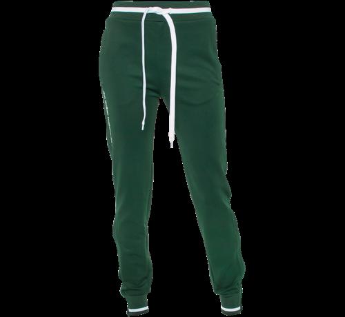 Indian Maharadja Women's Knitted Pants New Dark Green