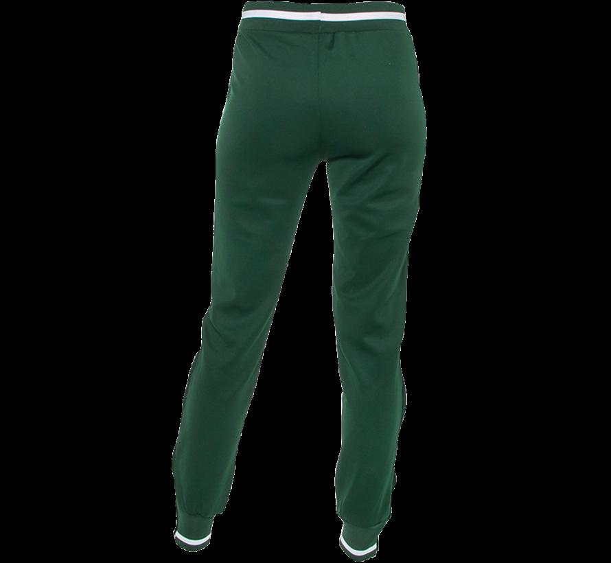 Women's Knitted Pants Dark green
