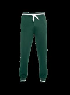 Indian Maharadja Men's Knitted Pants New Dark Green
