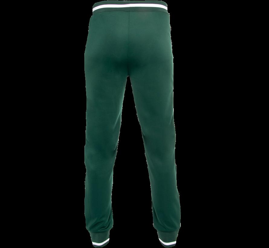 Herren Knitted pantsDunkelgrün