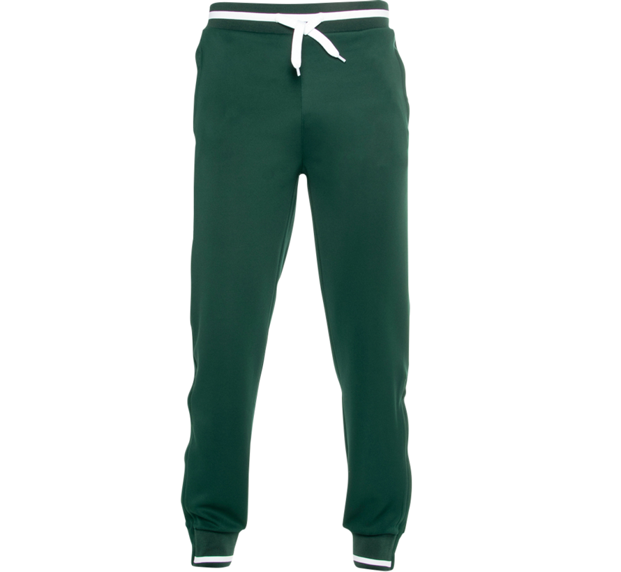 Kids Knitted Pants New Dark Green