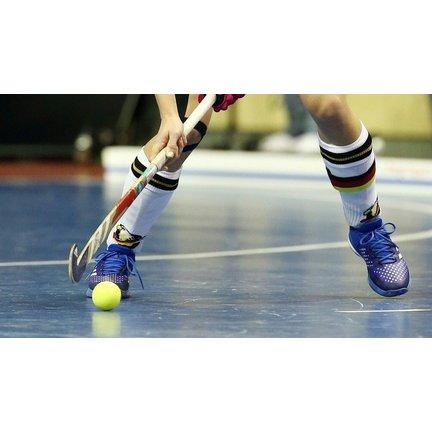 Indoor hockey sticks