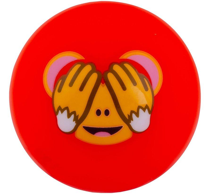 Emoji Hockeybal See No Monkey