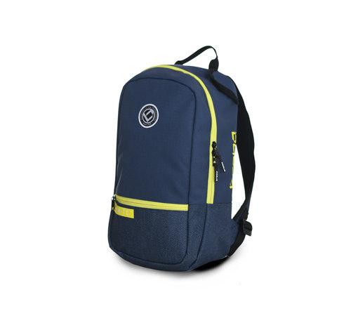 Brabo Backpack Team TC Blue/Yellow