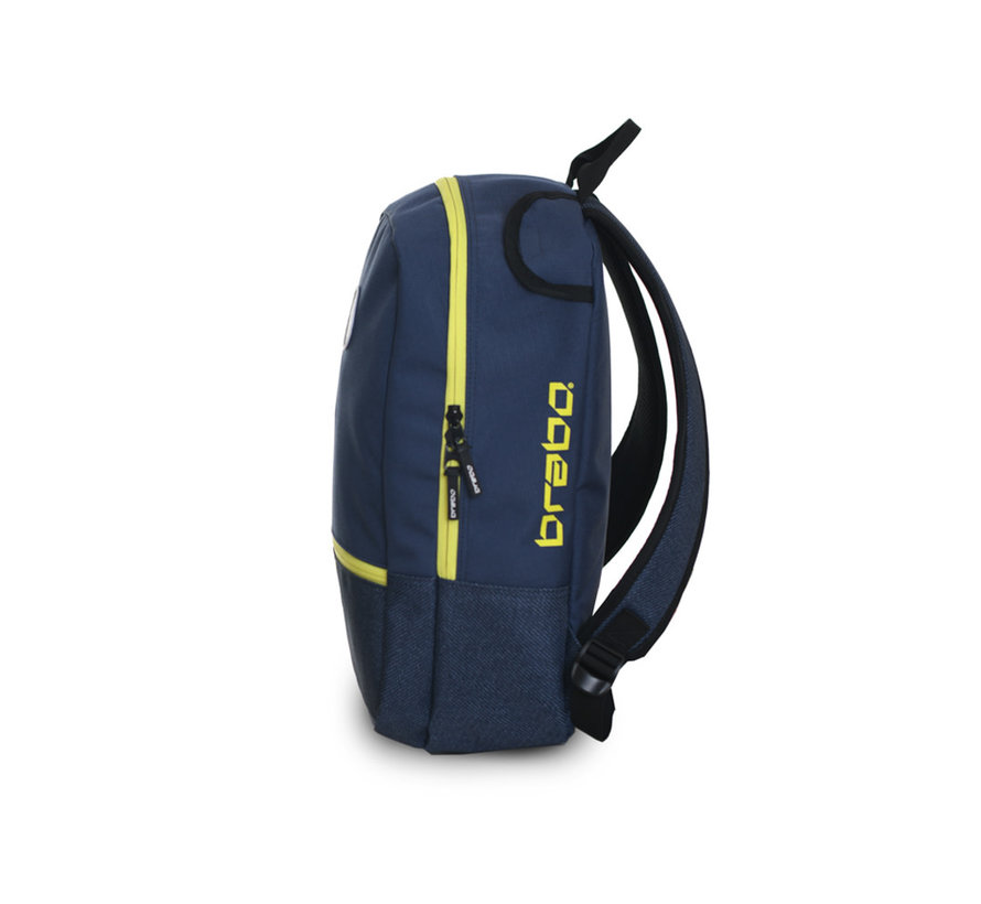 Backpack Team TC Blue/Yellow
