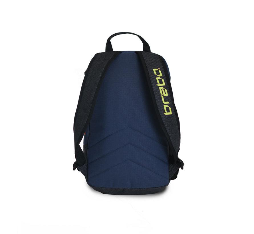 Backpack Team TC Blauw/Geel