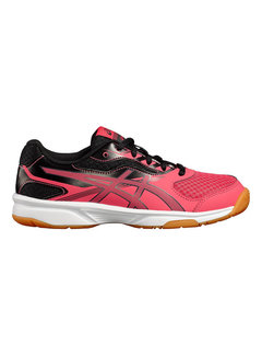 Asics UPCOURT 2 GS Indoor Kids, Roze/Zwart 32,5