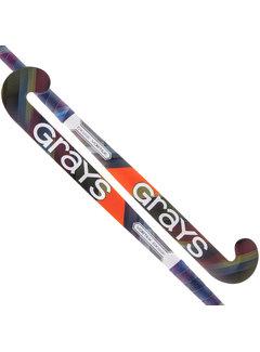 Grays GX-CE UB Vortex Junior Schwarz / Gelb