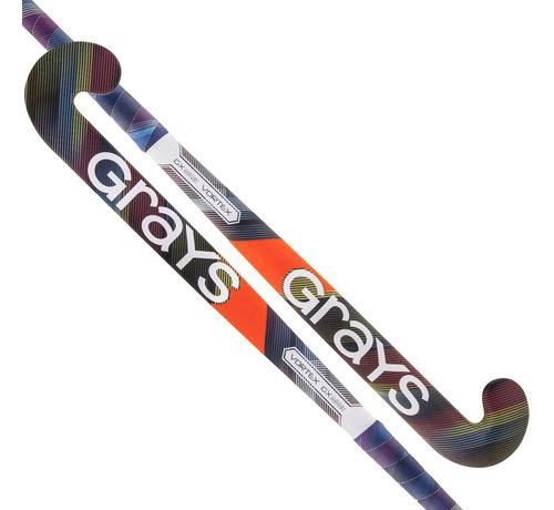 Grays GX-CE UB Vortex Junior Zwart/Geel