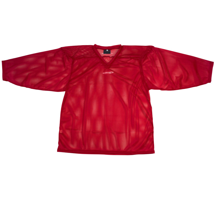 Keepershirt Rood