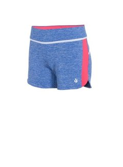 Reece Varsity Short Ladies Royal/Diva Roze