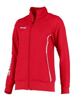 Reece Core Woven Jacket Ladies Red