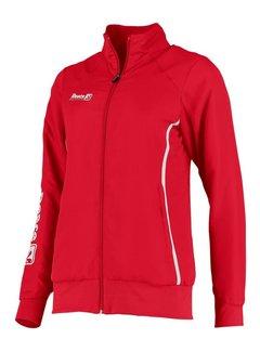 Reece Core Woven Jacket Ladies Rot