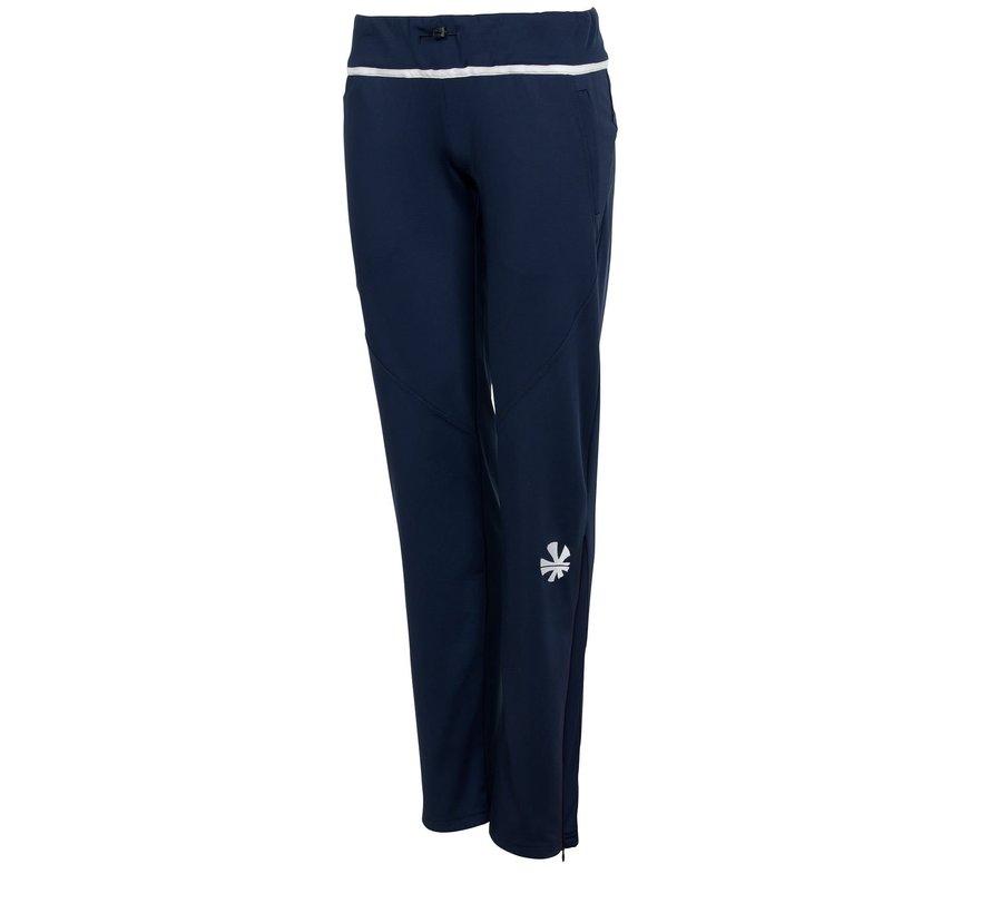 Varsity Pant Stretched Ladies Navy