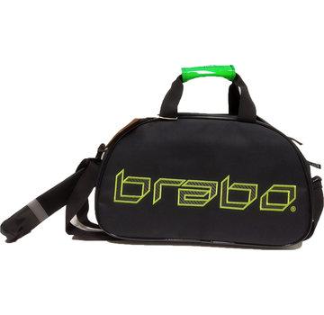 Brabo Shoulderbag Carbon Black / Green