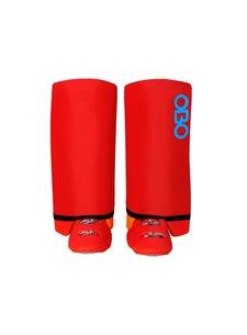 Obo Indoor Legguard Covers New Red