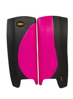 Obo ROBO Hi-Rebound Legguards Pink/Black